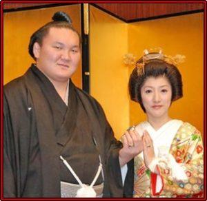 相撲 力士 結婚